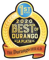 2020 Durango Herald Award | 1st Place | Massage